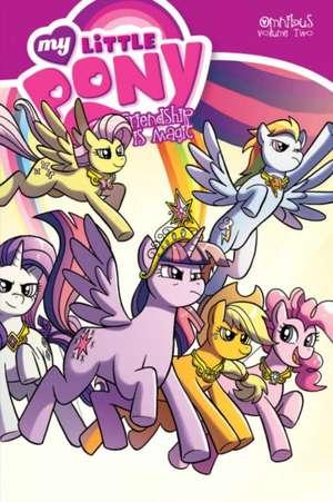 My Little Pony Omnibus Volume 2:  Krazy Kat 1934 de Heather Nuhfer