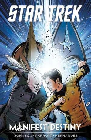 Star Trek de Ryan Parrott