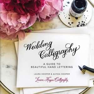 Wedding Calligraphy imagine