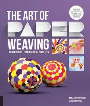 The Art of Paper Weaving imagine