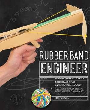 Rubber Band Engineer de Lance Akiyama