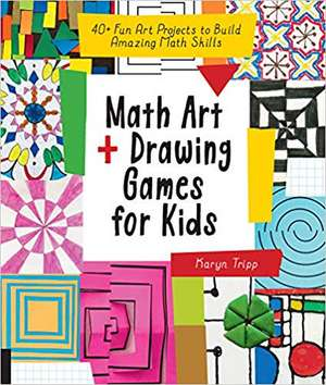 Math Art and Drawing Games for Kids imagine