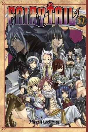 Fairy Tail 51 de Hiro Mashima