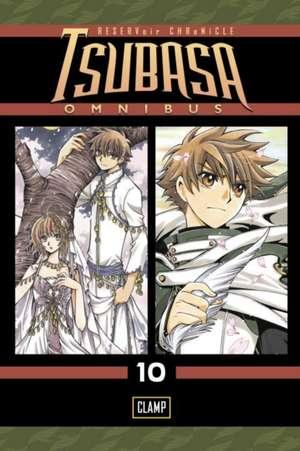 Tsubasa Omnibus 10 de Clamp