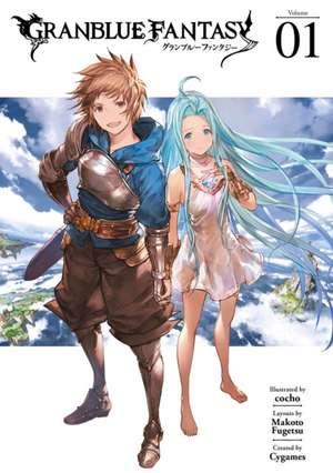 Granblue Fantasy (manga) 1 de cocho