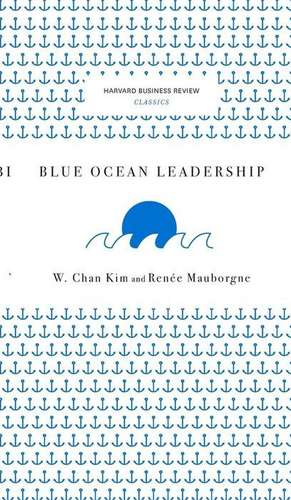 Blue Ocean Leadership de W. Chan Kim