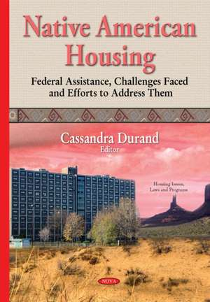 Native American Housing imagine