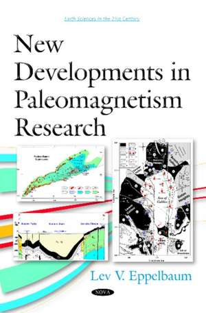 New Developments in Paleomagnetism Research imagine