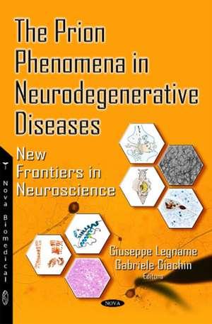 Prion Phenomena in Neurodegenerative Diseases