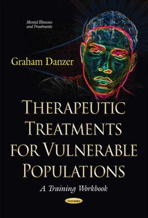 Therapeutic Treatments for Vulnerable Populations imagine
