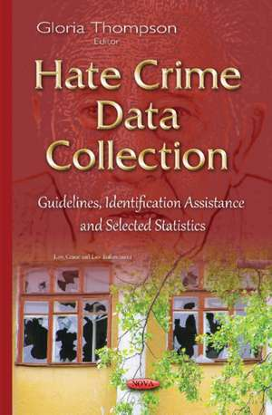 Hate Crime Data Collection imagine