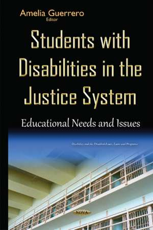 Students with Disabilities in the Justice System imagine