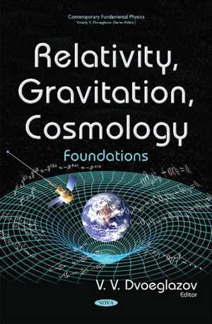 Relativity, Gravitation, Cosmology imagine