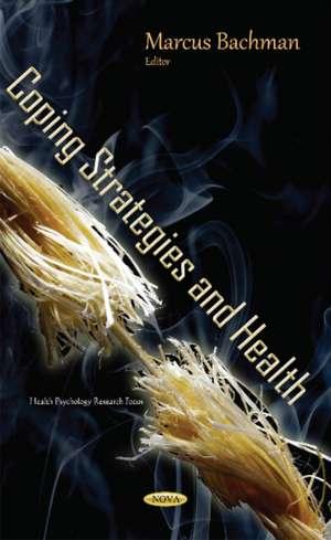 Coping Strategies & Health