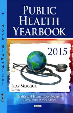 Public Health Yearbook 2015