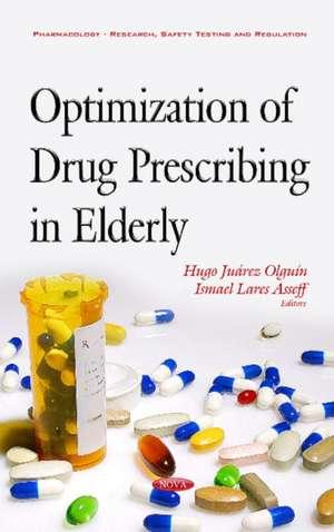 Optimization of Drug Prescribing in Elderly
