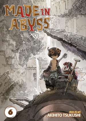 Made in Abyss Vol. 6 de Akihito Tsukushi