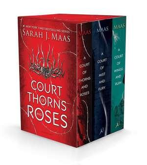 A Court of Thorns and Roses Box Set de Sarah J. Maas