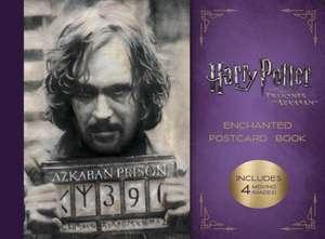 Harry Potter and the Prisoner of Azkaban Enchanted Postcard Book de  Insight Editions