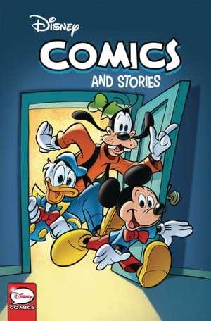 Disney Comics and Stories de Andrea Castellan