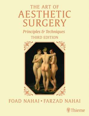The Art of Aesthetic Surgery, Principles and Techniques imagine