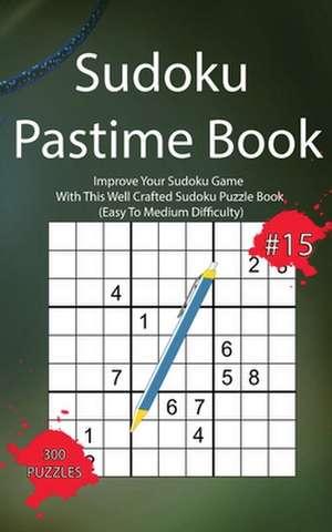 Sudoku Pastime Book #15 de Masaki Hoshiko