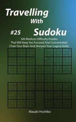 Travelling With Sudoku #25 de Masaki Hoshiko