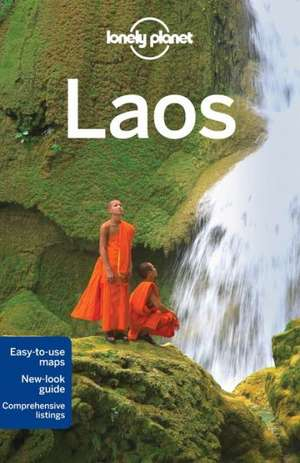 Lonely Planet Laos:  28 Amazing Road Trips de Nick Ray