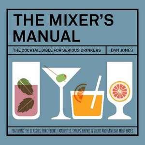 The Mixer's Manual de Dan Jones