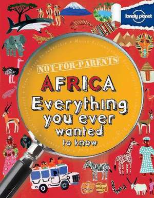 Not For Parents Africa [AU/UK]