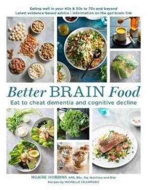 Better Brain Food de Ngaire Hobbins