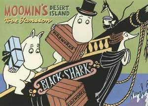 Moomin's Desert Island de Tove Jansson