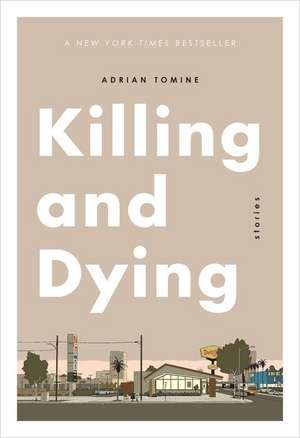 Killing and Dying de Adrian Tomine