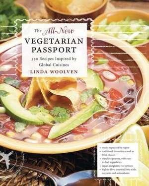 The All-New Vegetarian Passport de Linda Woolven