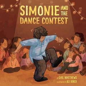 Simonie and the Dance Contest