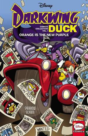 Disney Darkwing Duck: Orange Is the New Purple