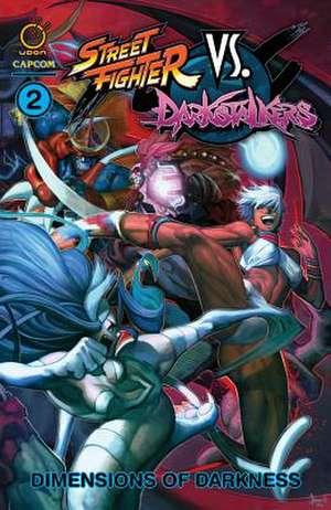 Street Fighter Vs Darkstalkers Vol.2: Dimensions of Darkness de Ken Siu-Chong