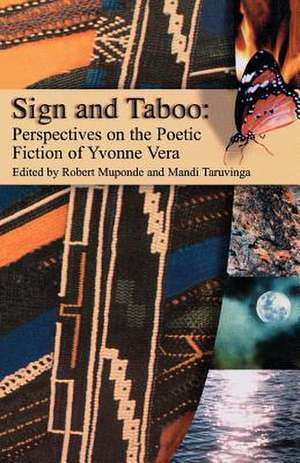 Sign and Taboo de Daniel J. Mkude