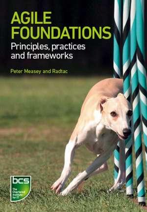 Agile Foundations de Peter Measey