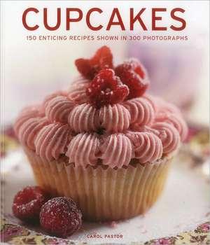 Cupcakes de Carol Pastor