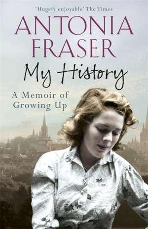 My History de Lady Antonia Fraser