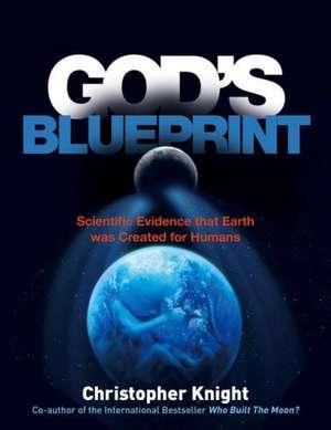 God's Blueprint de Christopher Knight