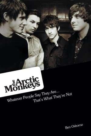 Osborne, B: Arctic Monkeys