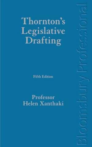 Thornton's Legislative Drafting imagine