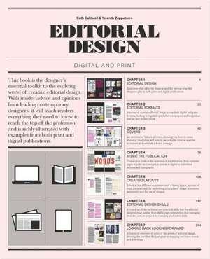 Editorial Design de Cath Caldwell