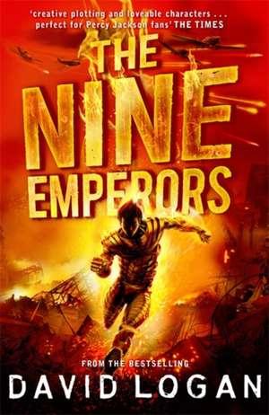 The Nine Emperors de David Logan