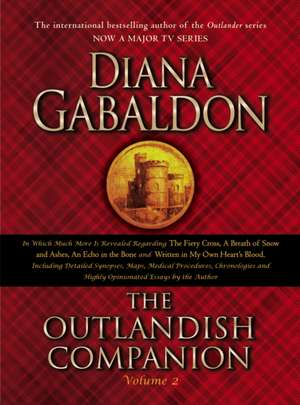 Gabaldon, D: The Outlandish Companion Volume 2 imagine