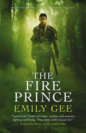 The Fire Prince de Emily Gee
