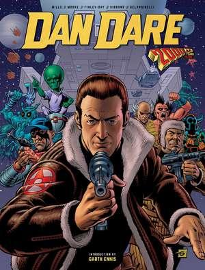Dan Dare: The 2000 AD Years, Volume One de Pat Mills