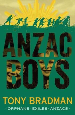 ANZAC Boys de Ollie Cuthbertson